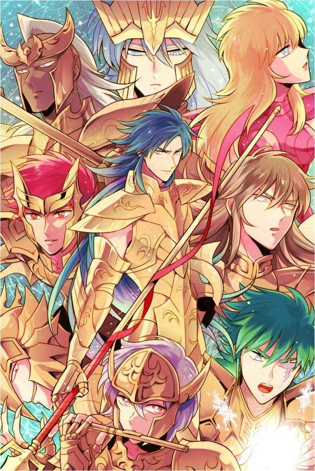Poseidon's Mariners By mizoた