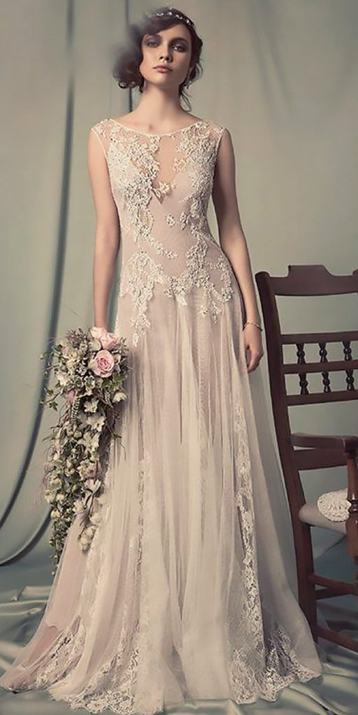 Boho Vintage Wedding Dresses Hila Gaon Collection 2017 Chic Pinterest And
