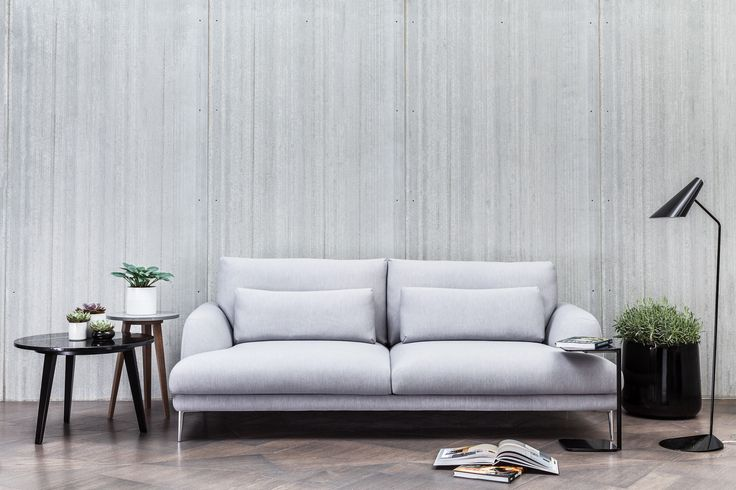 Classic Sofa by Krystian Kowalski   Comforty both at Salone Internazionale del Mobile 2015   photo by Ernest Winczyk