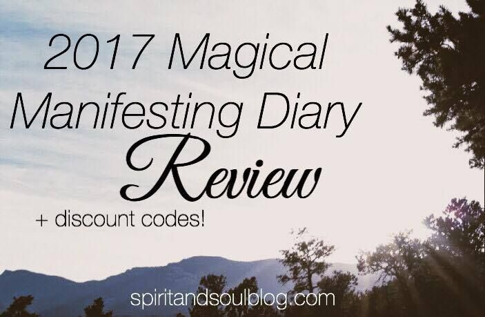 I have an affinity for New Year's, I adore New Year's with a passion and find it's energy refreshingly lovely. So, when Shan Cox, the designer of the 2017 Magical Manifesting Diary, reached out and asked if I would use her book and share it if I enjoyed it I jumped with excitement… Because if you know anything about me, you know that New Year's preparations are one of my favorite things. It's a practice that raises me , excites... Read More  Read More