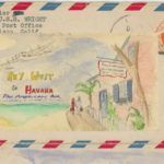 WWII Letters -Paintings