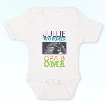 Rompertje > zo maak je je zwangerschap op een originele manier bekend