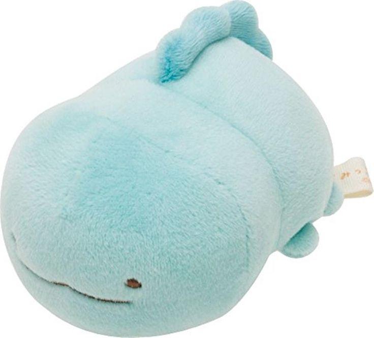 NEW Cute Soft Small Plush San-X Sumikko Gurashi Lizard Stuffed Toy Gift | eBay