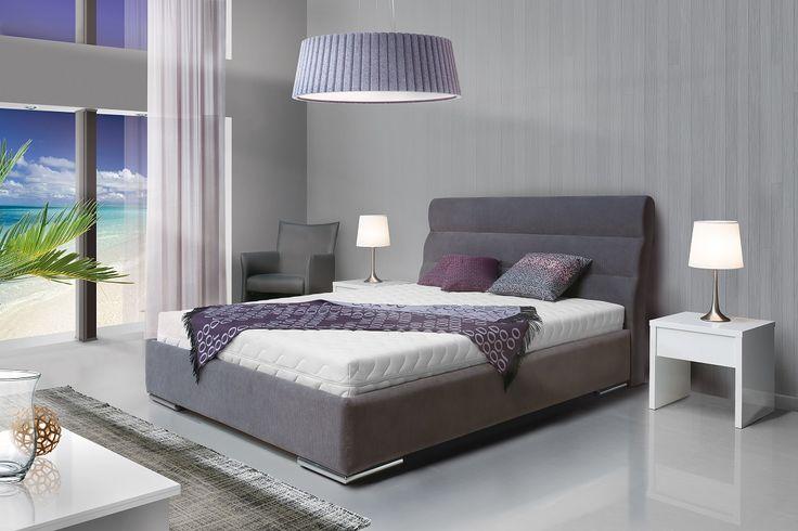 Łóżko Calypso - nowość od JMB Design - Domoteka