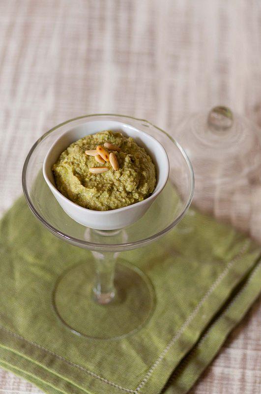 Una streghetta in cucina: Pesto di fave
