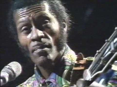 Chuck Berry - The Blues (1972, BBC)