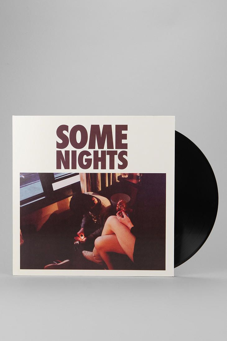 Fun. - Some Nights LP   CD  #UrbanOutfitters   I actually really like these guys now.