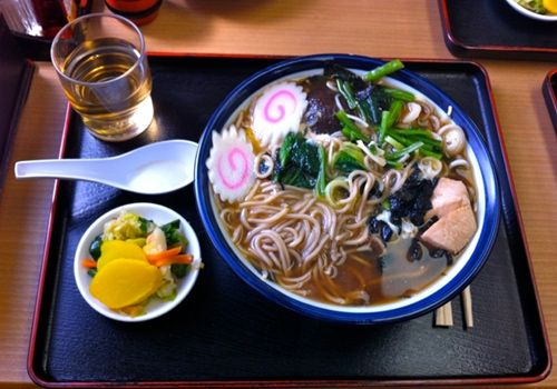 Japan has some of the best food on the planet.  Here are some of the best Japanese noodle dishes ever!