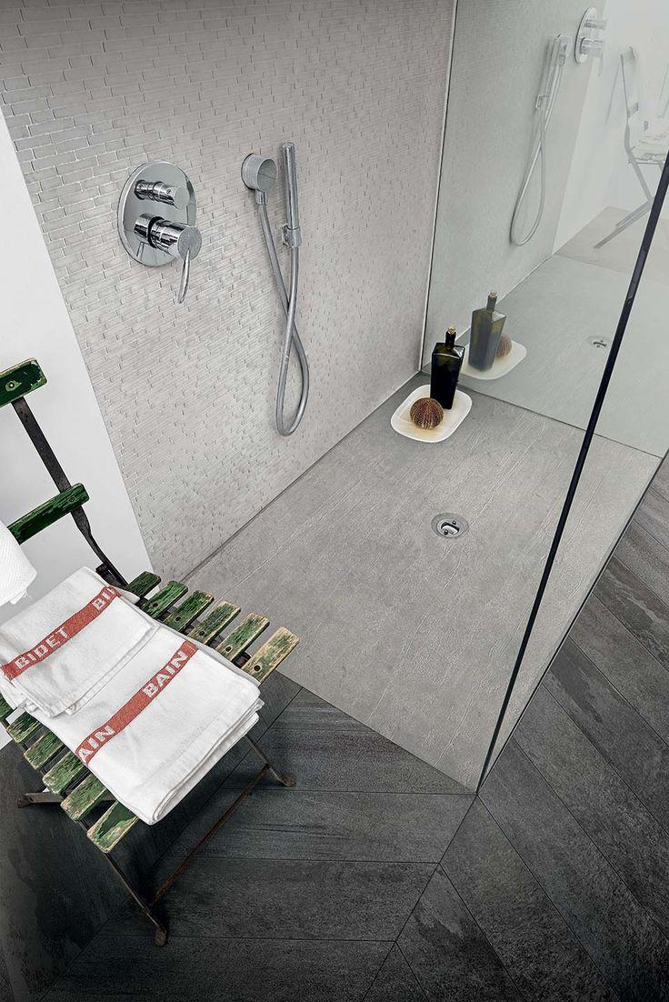 El diseño de nuestro #baño comienza con la elección del material adecuado para vestir el suelo #Decoración #InteriorDesign