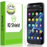 Galaxy S7 Screen Protector IQ Shield LiQuidSkin [Updated Design][Case Friendly] Full Coverage Screen Protector for Samsung Galaxy S7 HD Clear Anti-Bubble Film  with