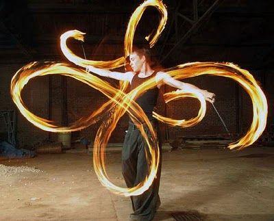 Fire twirling melbourne