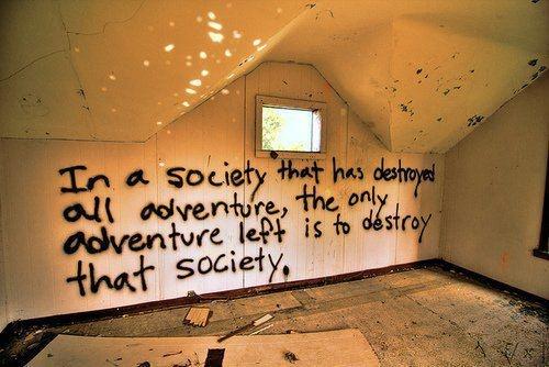 destroyed adventure