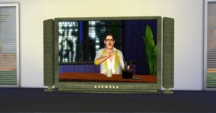 Mod The Sims - Tv Galore 2