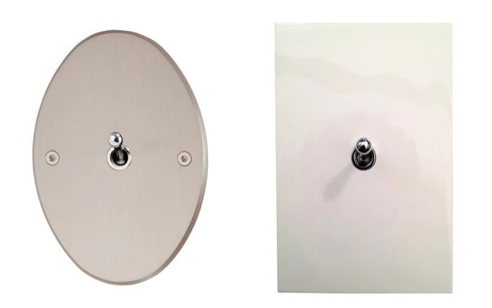 Meljac Light Switches, Remodelista