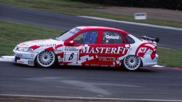 opel Vauxhall motorsport