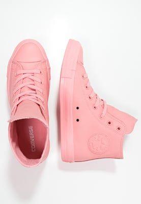 pastel de converse rosa