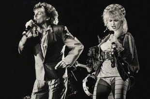 Rod Stewart & Cyndi Lauper Announce Joint Summer Tour
