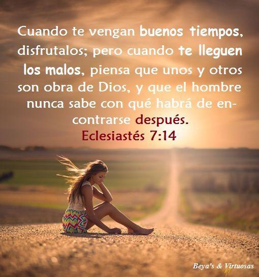 Tanto en los momentos buenos como en los tiempos malos tenemos la certeza de contar con la fidelidad de Dios.