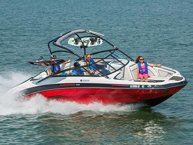 2014 Yamaha Boats 24 FT AR240 High Output For Sale @ Stokley's Marine in Nicholasville, KY Call 859-887-2466