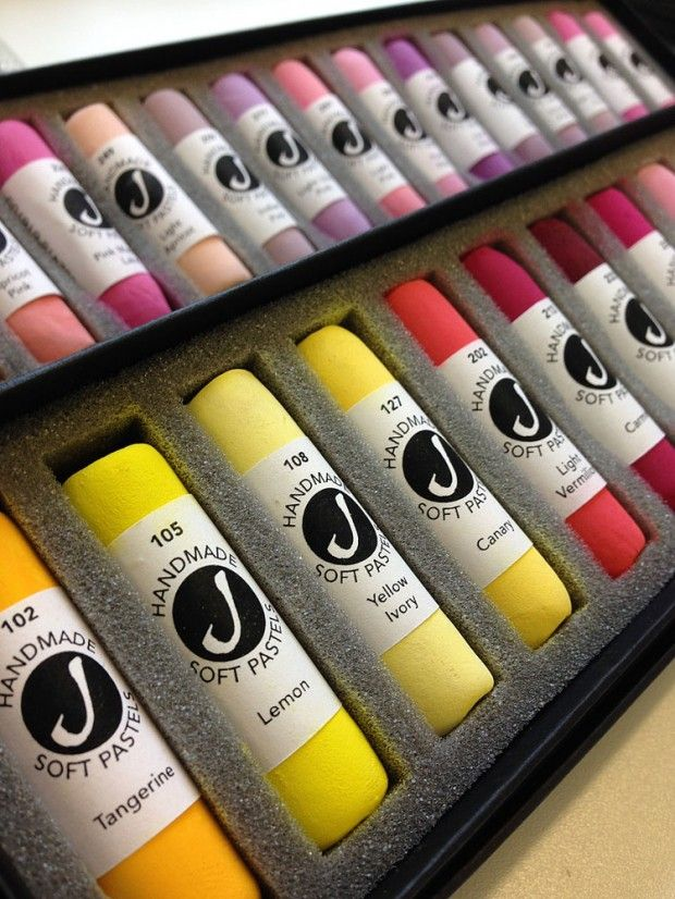 Jacksons Handmade Soft Pastels