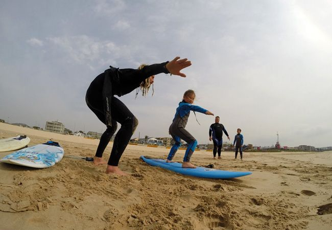 Learn to Surf in Jeffreys Bay