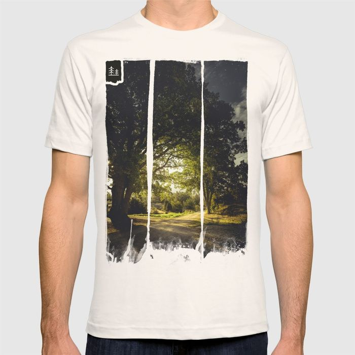 On the road again T-shirt by HappyMelvin | Society6