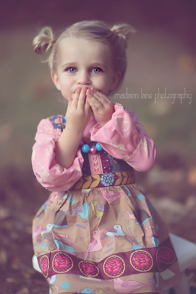 Paint By Numbers {Charlotte, NC Matilda Jane Clothing Photographer}