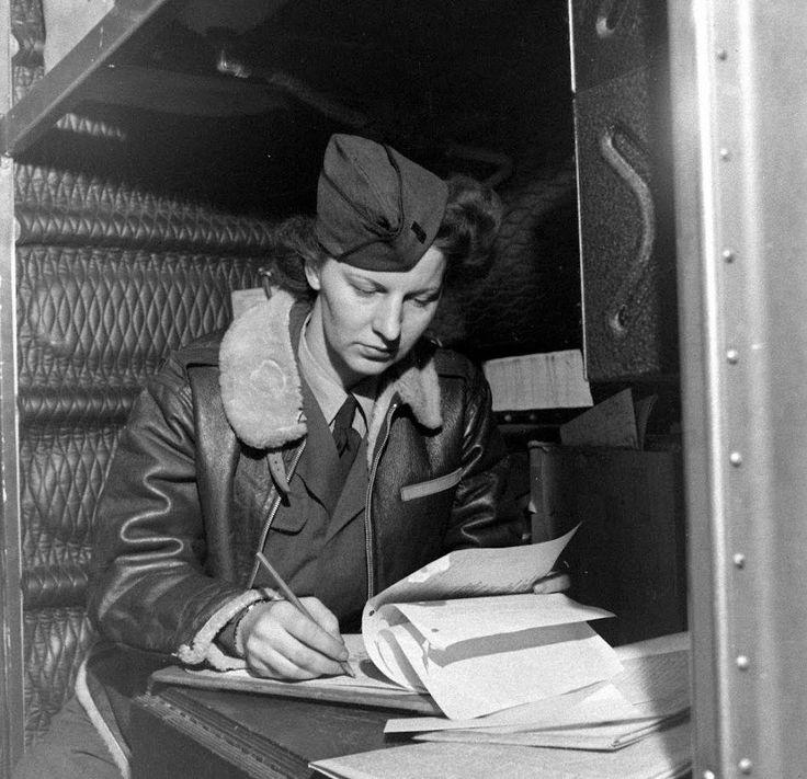 Flight nurse on Air repatriation duty