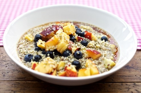 blueberry peach porridge | Grainy | Pinterest | Blueberries, Peaches ...