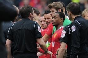 #handshakes in #football #racisminfootball