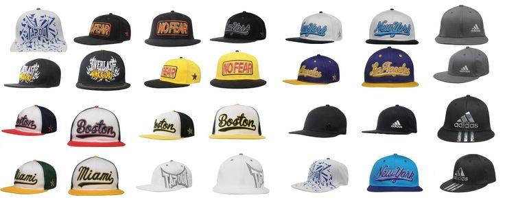 Snapback és fullcap sapkák nagy választékban a www.partystyle.hu webshopban!  #snapback #fullcap #hiphop #rap #Adidas