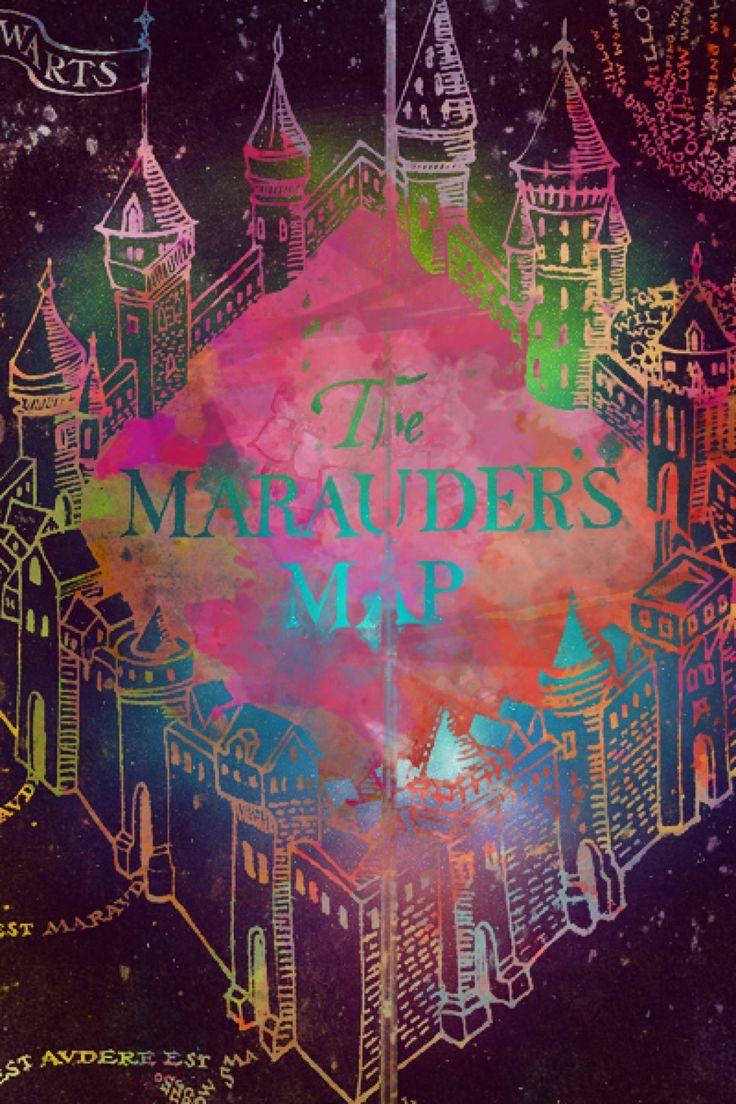 marauder s map iphone wallpaper - photo #8