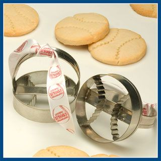 Baseball Cookie Cutters - I may not make cookies very often, but when I do, I want them to be baseball cookies!
