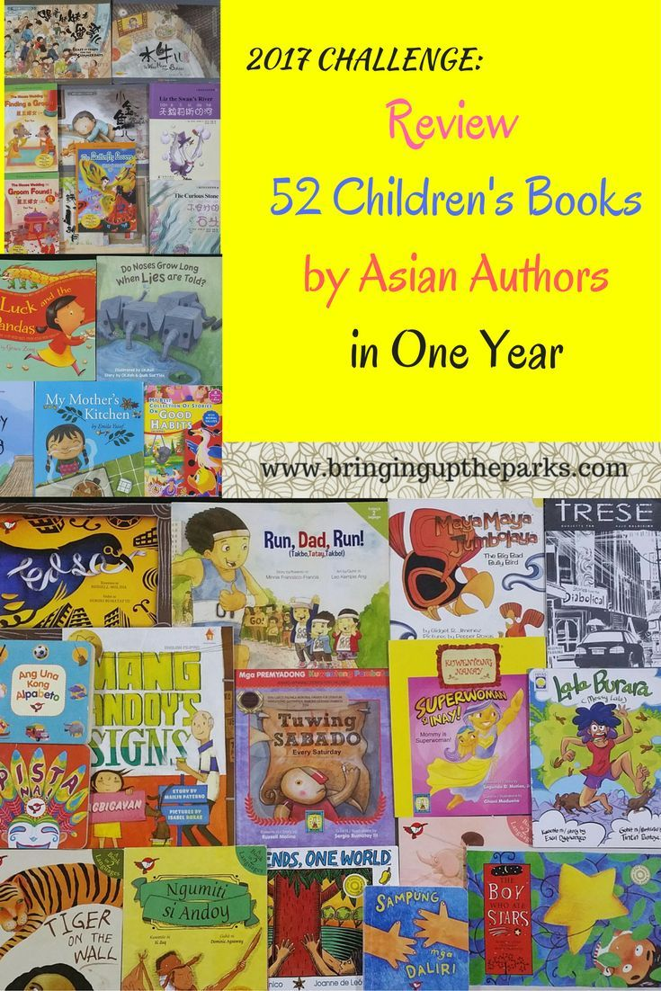 52 Asian Children's Books In A Year #2017 #reading #readyourworld #asia #