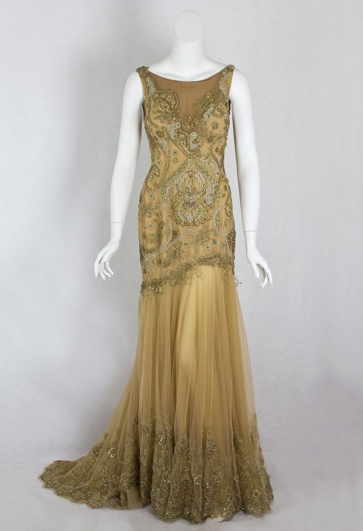 Evening Dress Gatti Nolli 2000s 2010s With Images
