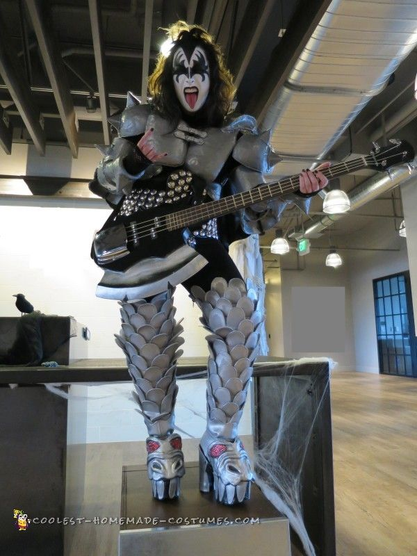 64 best gene simmons halloween costumes images on pinterest gene simmons demon costume hand drafted and crafted solutioingenieria Images