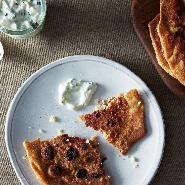 Rosemary Alu Paratha (Potato Parathas with Fresh Rosemary) Recipe on Food52 recipe on Food52
