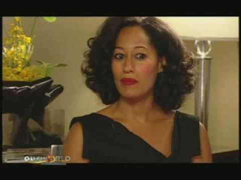 Tracee Ellis Ross on Black Enterprise about her 8 years on the show Girlfriends.