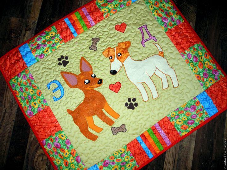 Купить лоскутный коврик для домашних любимцев - лоскутный коврик, лоскутные коврики, лоскутный коврики
