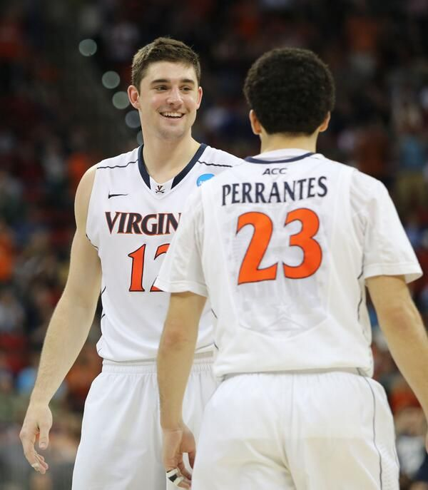 Joe Harris. UVA basketball