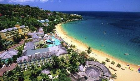 Sandals La Toc Golf Resort and Spa in St. Lucia