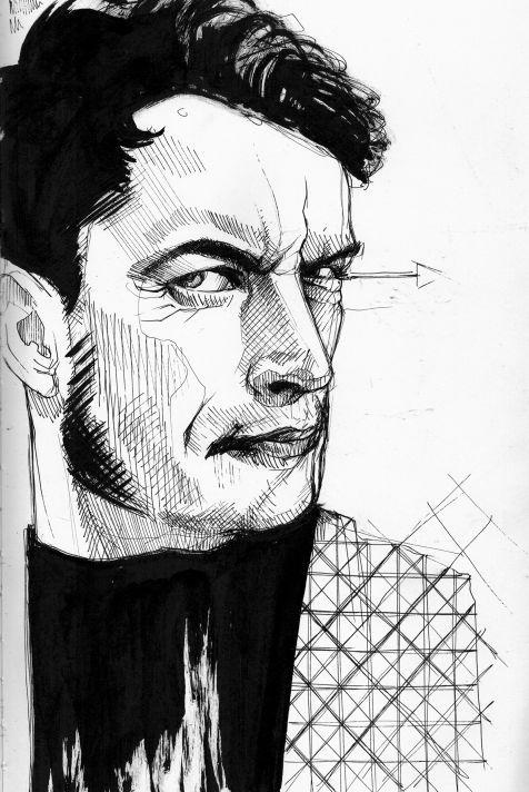 Léa Nahon - Sketches #idee