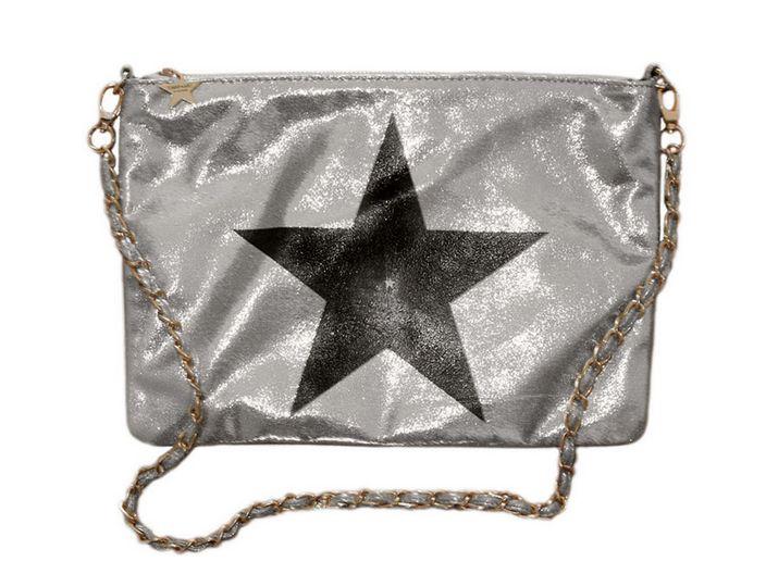 SHOP ART POCHETTE #new #collection #shopart #springsummer16 #shopartmania #star #pochette #personalizable #adorage #style