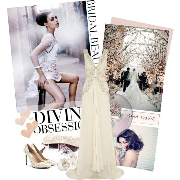"""Mila Kunis - Say Yes To The Dress"" by thisislettie on Polyvore"