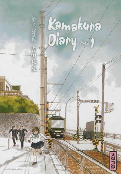 CDI - COLLEGE DE LA COTE ROANNAISE - Kamakura diary. (N°1)
