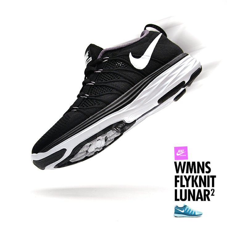 Nike WMNS Flyknit Lunar 2: Black