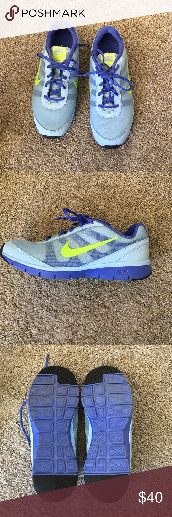 Ladies Nike trainer Super comfy, lightweight, in excellent condition. Worn once. Nike Shoes Athletic Shoes