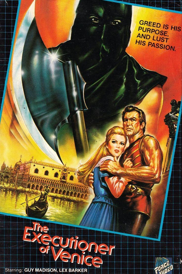 'Il boia di Venezia' (1963); regia: Luigi Capuano. Titolo inglese: 'The Executioner of Venice'