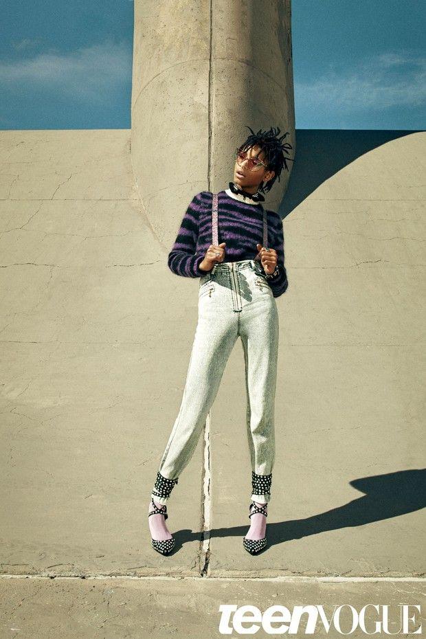 Willow Smith é capa e recheio da Teen Vogue de maio