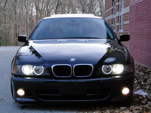 2003 E39 530i  ...my wife's choice!